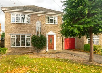 Thumbnail 4 bed link-detached house for sale in Gledhow Wood Road, Leeds, West Yorkshire