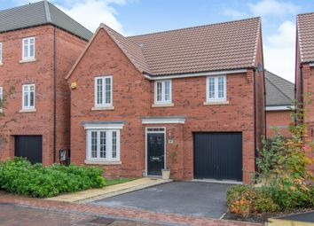 4 bed detached house for sale in Buttermere Crescent, Lakeside, Doncaster DN4