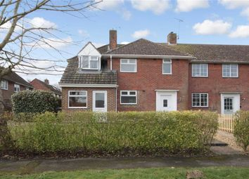 Thumbnail 4 bed end terrace house for sale in Cambrai Road, Ridgeway View, Chiseldon, Swindon