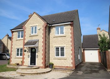Thumbnail 4 bed detached house for sale in Heigham Court, Stanford In The Vale, Faringdon