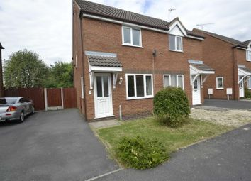 Thumbnail 2 bed semi-detached house to rent in High Meadow Close, Ripley