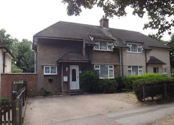 Thumbnail 3 bed semi-detached house for sale in Eldefield, Letchworth Garden City, Hertfordshire