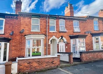 Thumbnail 3 bed terraced house for sale in Claremont Street, Monks Road, Lincoln