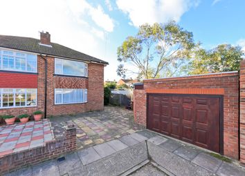 Thumbnail 2 bed semi-detached house for sale in Cambria Close, Sidcup