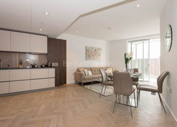 Thumbnail 1 bedroom flat to rent in Circus Road West, Battersea Power Station