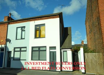 Thumbnail 2 bed end terrace house for sale in Lansdowne Road, Leicester