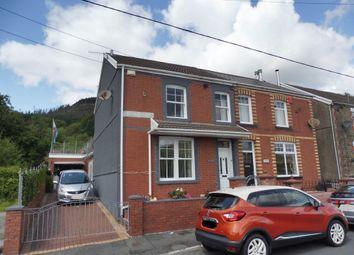 Thumbnail 3 bed semi-detached house for sale in Garnwen Road, Nantyffyllon, Maesteg