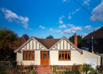 Thumbnail 3 bed detached bungalow for sale in The Drive, Old Dover Road, Canterbury
