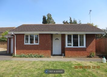 Thumbnail 1 bed bungalow to rent in Valiant Court, Carterton