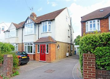 Thumbnail 4 bedroom semi-detached house for sale in Woodstock Road, Sittingbourne, Kent