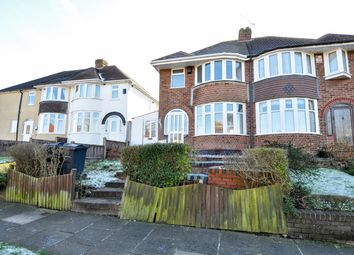 Thumbnail 3 bed semi-detached house for sale in Lindsworth Road, Kings Norton, Birmingham