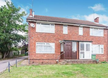 Thumbnail 2 bed maisonette for sale in Edwina Close, Southampton