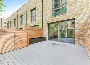 Thumbnail 3 bedroom terraced house to rent in South Garden Mansions, Wansey Street, Elephant And Castle, London
