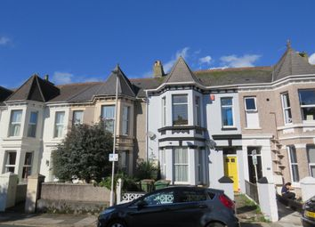 Thumbnail 1 bed flat for sale in Gifford Terrace Road, Mutley, Plymouth