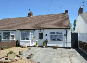 Thumbnail 2 bed semi-detached bungalow for sale in Charnwood Drive, Leicester Forest East, Leicester