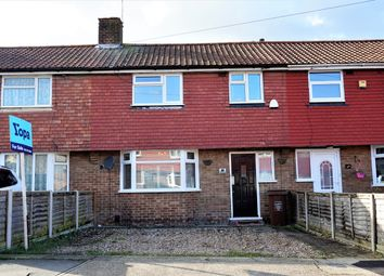 Weller Avenue, Rochester ME1. 3 bed terraced house
