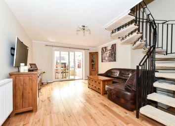 Thumbnail 2 bed terraced house for sale in Barle Close, Taunton