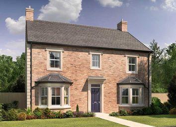 "Thumbnail 4 bedroom detached house for sale in ""Pine"" at Crindledyke Estate, Kingstown, Carlisle"