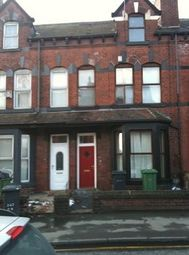 Thumbnail 6 bedroom shared accommodation to rent in Cardigan Road, Hyde Park, Leeds