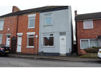 Thumbnail 3 bed end terrace house for sale in Lower Cambridge Street, Loughborough