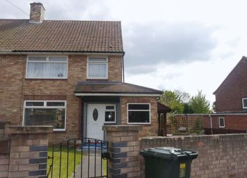 Thumbnail 3 bed semi-detached house for sale in Roundhill Avenue, Blakelaw, Newcastle Upon Tyne