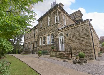 Thumbnail 2 bed flat for sale in Thorpe Hall, Queens Drive, Ilkley
