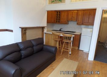 Thumbnail 1 bed flat to rent in Ninian Road, Roath Cardiff