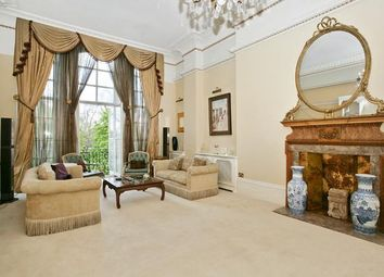 Thumbnail 4 bed flat for sale in Albert Hall Mansions, Kensington Gore, London