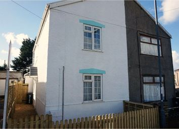 Thumbnail 2 bed semi-detached house for sale in Rose Green Road, St George