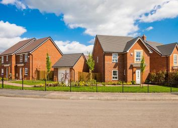 """Thumbnail 3 bed detached house for sale in """"Cheadle"""" at Attwood Road, Zone 1, Burntwood Business Park, Burntwood"""