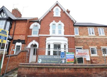 Thumbnail 2 bed terraced house for sale in Wellingborough Road, Rushden