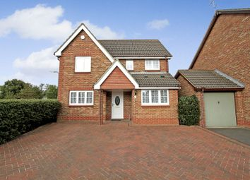4 bed detached house for sale in Upmill Close, West End, Southampton SO30