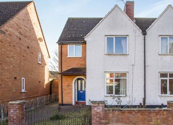 Thumbnail 3 bed semi-detached house for sale in Elmsthorpe Rise, Leicester