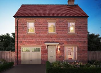 Thumbnail 4 bed detached house for sale in Maybury Road, Hull