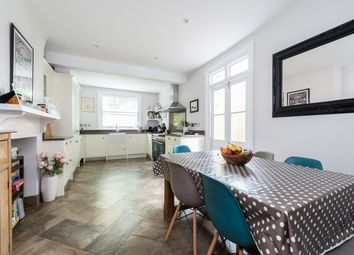 Thumbnail 5 bedroom terraced house for sale in Overcliff Road, London