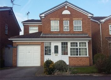 Thumbnail 4 bed detached house for sale in Summerfield Road, Kirkby-In-Ashfield