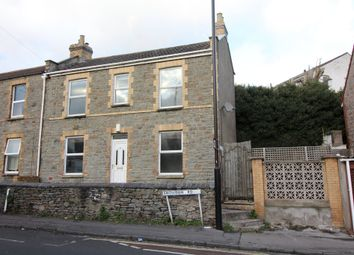 Thumbnail 2 bedroom end terrace house for sale in Snowdon Road, Fishponds, Bristol