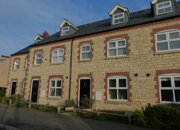 Thumbnail 3 bed town house for sale in Cranford Road, Burton Latimer, Kettering