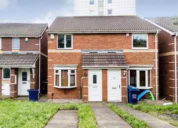 Thumbnail 2 bedroom semi-detached house for sale in High Meadows, Newcastle Upon Tyne