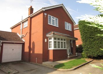 Thumbnail 4 bed detached house to rent in Main Road, Hawkwell, Hockley, Essex