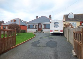 Thumbnail 4 bedroom detached bungalow for sale in Steynton Road, Milford Haven, Pembrokeshire