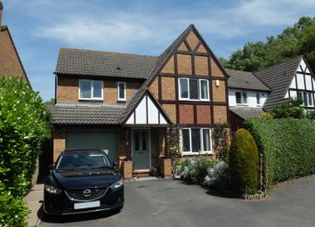 Thumbnail 4 bed detached house for sale in 3 Abercrombie Close, Ledbury, Herefordshire