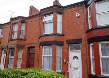 Thumbnail 2 bed terraced house for sale in Castle Street, Birkenhead, Birkenhead