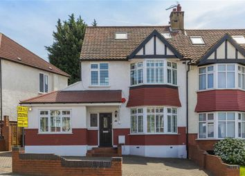 Thumbnail 4 bed semi-detached house for sale in St Margarets Avenue, Whetstone, London