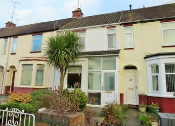 2 bed terraced house for sale in Telfer Road, Coventry CV6