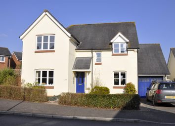 Thumbnail 4 bed detached house to rent in Maple Road, Broadclyst, Exeter