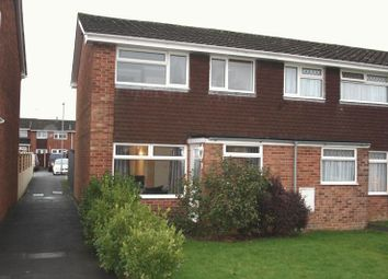 Thumbnail 3 bed end terrace house for sale in Philippa Close, Whitchurch, Bristol