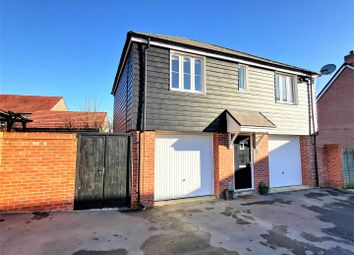 Thumbnail 1 bed detached house for sale in Hyde Park, Lords Way, Andover