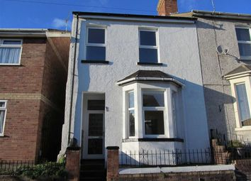 Thumbnail 3 bed end terrace house to rent in Porthkerry Road, Barry, Vale Of Glamorgan