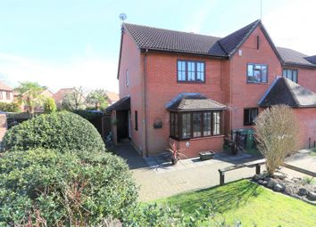 Thumbnail 3 bed semi-detached house for sale in Frimley, Camberley